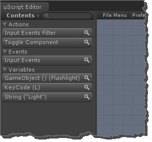 Editor Interface